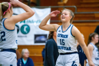 Gallery: Girls Basketball Kings @ Lynden Christian
